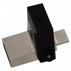 Флешка Kingston 32GB USB 3.0/microUSB DT microDuo OTG