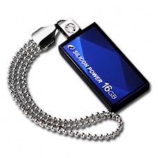 Флешка Silicon Power 16GB USB Touch 810 Blue
