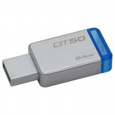 Флешка Kingston 64GB USB 3.1 DT50