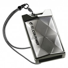 Флешка Silicon Power 64GB USB Touch 850 Titanium