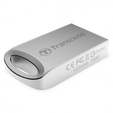 Флешка Transcend 16GB USB JetFlash 510 Metal Silver