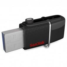Флешка SanDisk 64GB USB 3.0 Ultra Dual Drive OTG Black