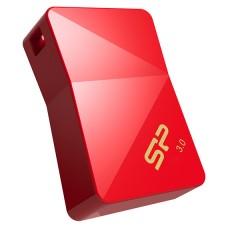 Флешка Silicon Power 32GB USB 3.0 Jewel J08 Red