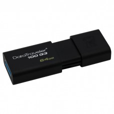 Флешка Kingston 64GB USB 3.0 DT100 G3