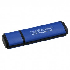 Флешка Kingston 16GB USB 3.0 DT Vault Privacy Metal Security