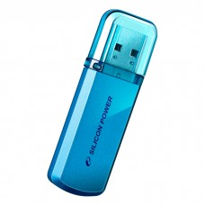 Флешка Silicon Power 16GB USB Helios 101 Blue