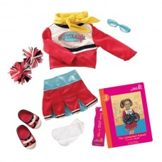 Игровой набор Our Generation Книга Джульетты и комплект одежды черлидера BD30032Z