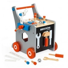 Игровой набор Janod Мастерская на колёсах J06478