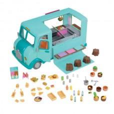 Игровой набор LIL WOODZEEZ Закусочная на колесах 61522Z