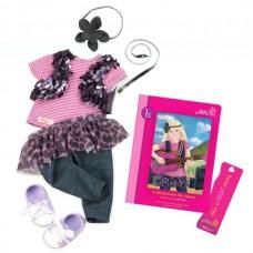 Игровой набор Our Generation Книга Лэйлы и комплект одежды для выступления BD30233Z