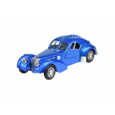 Автомобиль 1:28 Same Toy Vintage Car со светом и и звуком Синий HY62-2Ut-5