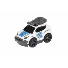 Машинка Same Toy Mini Metal Гоночный внедорожник белый SQ90651-3Ut-2