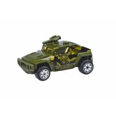 Машинка Same Toy Model Car Армия БРДМ в коробке SQ80992-8Ut-5