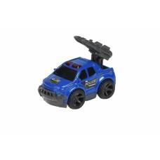 Машинка Same Toy Mini Metal Гоночный внедорожник синий SQ90651-3Ut-1