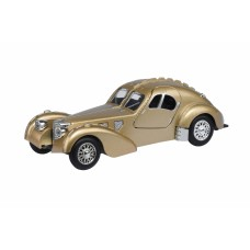 Автомобиль 1:28 Same Toy Vintage Car Золотой HY62-2AUt-6