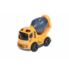 Машинка Same Toy Mini Metal Стоительная техника-бетономешалка SQ90651-1Ut-1