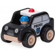 Машинка Wonderworld CITY Полицейская машина WW-4061