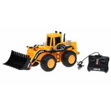 Машинка Same Toy Super Loader Трактор фронтальный погрузчик S927Ut