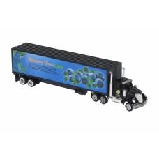 Машинка Same Toy Diecast Тягач с прицепом черника SQ80911-2Ut-1