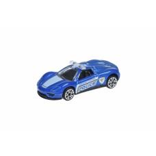 Машинка Same Toy Model Car Полиция синяя SQ80992-But-2