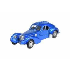 Автомобиль 1:28 Same Toy Vintage Car Синий HY62-2AUt-5