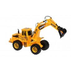 Машинка Same Toy Mod-Builder Трактор с ковшом R6015-1Ut