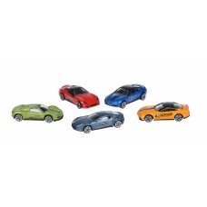 Машинка Same Toy Model Car Спорткар Желтый SQ80992-AUt-5