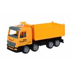 Машинка инерционная Same Toy Super Comaination Самосвал Желтый 98-81Ut-2