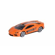 Машинка Same Toy Model Car Спорткар Оранжевый SQ80992-AUt-3