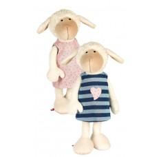 Мягкая игрушка sigikid Овечка в платье 40 см 38328SK
