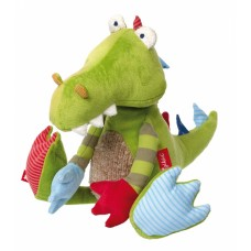 Мягкая игрушка sigikid Patchwork Sweety Дракон 32 см 38711SK
