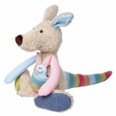 Мягкая игрушка sigikid Patchwork Sweety Кенгуру 28 см 38692SK