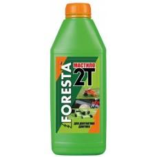 Масло Foresta моторное 2-тактное 1.0 л