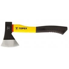 Топор TOPEX 600 г, рукоятка из стекловолокна