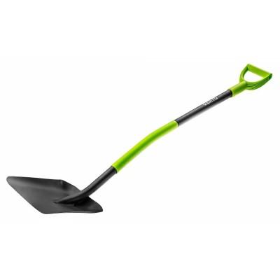 Лопата VERTO, пластиковый держатель