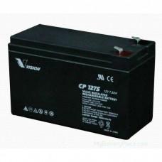 Аккумуляторная батарея Vision 12V 7.5Ah