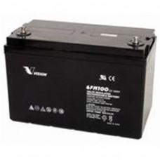 Аккумуляторная батарея Vision 12V 100Ah