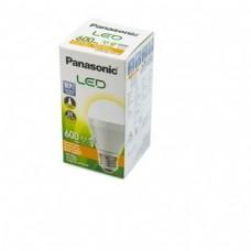 Светодиодная лампа Panasonic LED 8W (60W) 2700K 600lm E27