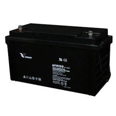 Аккумуляторная батарея Vision 12V 120Ah (6FM120E-X)