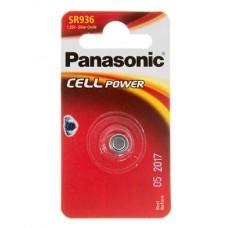 Батарейка Panasonic SR 936 Silver Oxide 1.55V(SR-936EL/1B) | УЦЕНКА