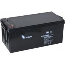 Аккумуляторная батарея Vision 12V 200Ah