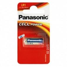 Батарейка Panasonic LR1 Alkaline 1.5V (LR1L/1BE)