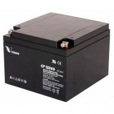 Аккумуляторная батарея Vision 12V 24Ah