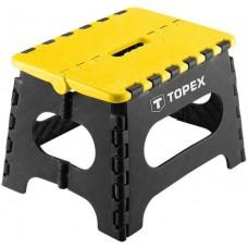 Табурет TOPEX 79К319 складной, до 150кг