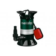 Насос погружной Metabo PS 7500 S для грязной воды