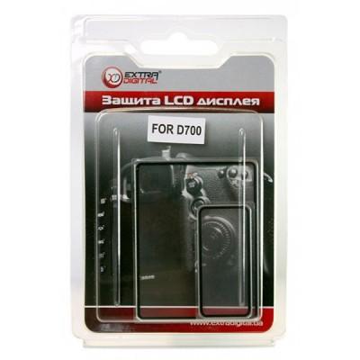 Защита экрана EXTRADIGITAL Nikon D700 (Twin)