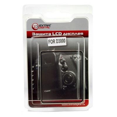 Защита экрана EXTRADIGITAL Nikon D3000