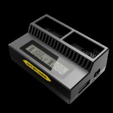 Зарядное Nitecore UGP3 для GoPro Hero 3 (AHDBT- 302/301/201)