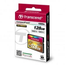 Карта памяти Transcend 128GB CF 1000X