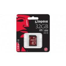 Карта памяти Kingston 32GB SDHC C10 UHS-I U3 R90/W80MB/s 4K